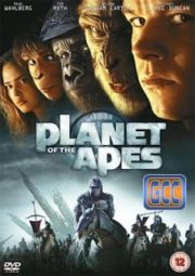 PLANET OF THE APES – O PLANETA DOS MACACOS – 2001