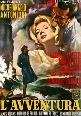 L'AVVENTURA – THE ADVENTURE – A AVENTURA – 1960