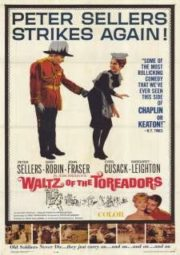 WALTZ OF THE TOREADORS – A VALSA DOS TOUREADORES – 1962
