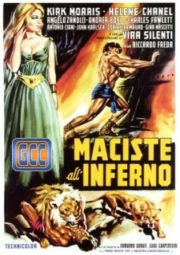 MACISTE ALL INFERNO – MACISTE NO INFERNO – 1962