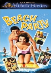 BEACH PARTY –  A PRAIA DOS AMORES – 1963