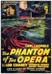 THE PHANTOM OF THE OPERA – O FANTASMA DA ÓPERA – 1925