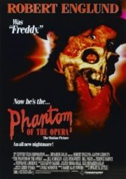 THE PHANTOM OF THE OPERA –  O FANTASMA DA ÓPERA – 1989