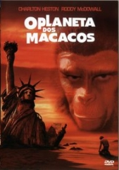THE PLANET OF THE APES – O PLANETA DOS MACACOS – 1968