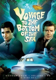 VOYAGE TO THE BOTTOM OF THE SEA – VIAGEM AO FUNDO DO MAR – 4° TEMPORADA – 1967 A 1968