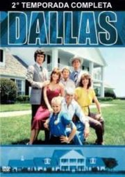 DALLAS – DALLAS – 2° TEMPORADA – 1978 A 1979