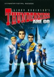 THUNDERBIRDS ARE GO – THUNDERBIRDS EM AÇÃO – 1966
