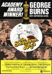 THE SUNSHINE BOYS – UMA DUPLA DESAJUSTADA – 1975