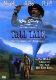 TALL TALE – SUPER HERÓIS DO OESTE – 1995
