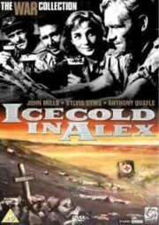 ICE COLD IN ALEX – SOB O SOL DA ÁFRICA – 1958