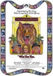WON TON TON THE DOG WHO SAVED HOLLYWOOD – WON TON TON O CACHORRO QUE SALVOU HOLLYWOOD – 1976