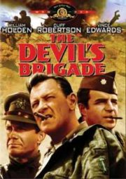 THE DEVIL'S BRIGADE – A BRIGADA DO DIABO – 1968