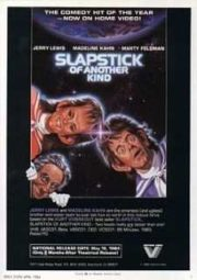 SLAPSTICK ANOTHER OF KIND – TRAPALHÕES DO FUTURO – 1982