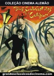 DAS CABINET DES DR. CALIGARI – O GABINETE DO DR. CALIGARI – 1920