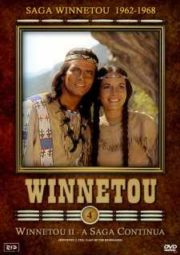 WINNETOU SAGA – WINNETOU 2 TEIL – LAST OF THE RENEGADES – WINNETOU 2 A SAGA CONTINUA – 1964