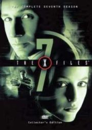 THE X-FILES –  ARQUIVO X –  7° TEMPORADA – 1999 A 2000