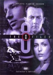 THE X-FILES – ARQUIVO X – 8° TEMPORADA – 2000 A 2001