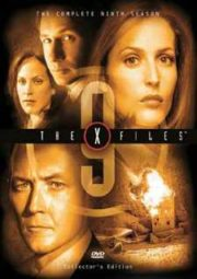 THE X-FILES –  ARQUIVO X –  9° TEMPORADA – 2001 A 2002