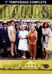 DALLAS – DALLAS – 1° TEMPORADA – 1978