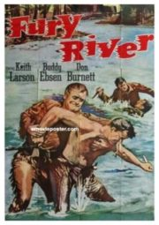 FURY RIVER – ÁGUAS TURBULENTAS – 1961