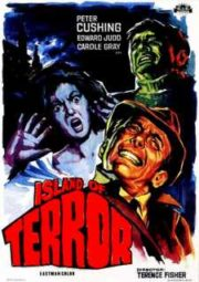 ISLAND OF TERROR – A ILHA DO TERROR – 1966