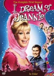 I DREAM OF JEANNIE – JEANNIE É UM GÊNIO – 1° TEMPORADA – 1965 A 1966