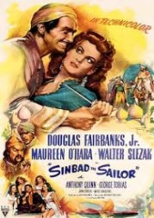 SINBAD THE SAILOR – SIMBAD O MARUJO – 1947