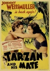 TARZAN AND HIS MATE – A COMPANHEIRA DE TARZAN – 1934