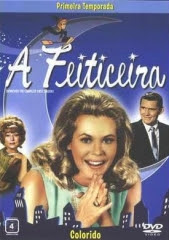 BEWITCHED – A FEITICEIRA – 1° TEMPORADA – 1964 A 1965