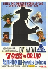 SEVEN FACES OF DR. LAO – AS SETE FACES DO DR. LAO – 1964