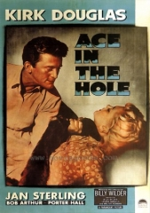 ACE IN THE HOLE – A MONTANHA DOS SETE ABUTRES – 1951