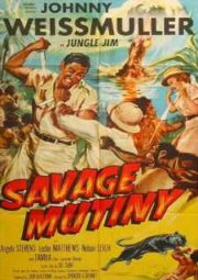 JUNGLE JIM SAVAGE MUTINY – JIM DAS SELVAS TULONGA A ILHA CONDENADA – 1953