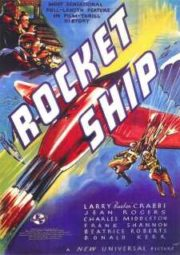 FLASH GORDON ROCKET SHIP – ROCKET SHIP – 1936