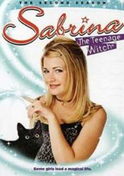 SABRINA THE TEENAGE WITCH – SABRINA APRENDIZ DE FEITICEIRA – 2° TEMPORADA – 1997 A 1998
