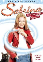SABRINA THE TEENAGE WITCH – SABRINA APRENDIZ DE FEITICEIRA – 5° TEMPORADA – 2000 A 2001