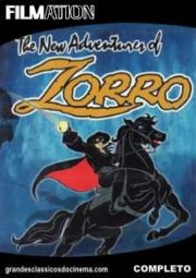 THE NEW ADVENTURES OF ZORRO – AS NOVAS AVENTURAS DE ZORRO – 1981