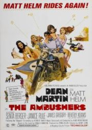 THE AMBUSHERS – EMBOSCADA PARA MATT HELM – 1967