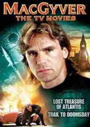 MACGYVER LOST TREASURE OF ATLANTIS – MACGYVER E O TESOURO PERDIDO DE ATLÂNTIDA – 1994