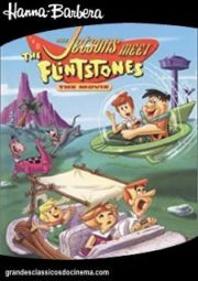 THE JETSONS MEET THE FLINTSTONES – OS JETSONS E OS FLINTSTONES SE ENCONTRAM – 1987