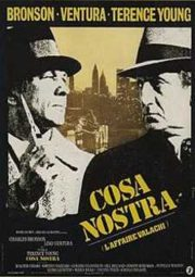 THE VALACHI PAPERS – O SEGREDO DA COSA NOSTRA – 1972