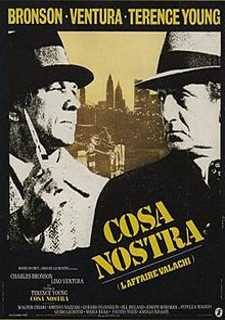 THE VALACHI PAPERS - O SEGREDO DA COSA NOSTRA - 1972