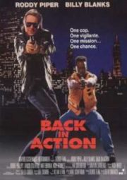 BACK IN ACTION – GÁRRIAS DE ÁGUIA 2 – 1993