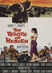 THE ROOTS OF HEAVEN – RAÍZES DO CÉU – 1958