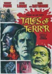 TALES OF TERROR – MURALHAS DO PAVOR – 1962