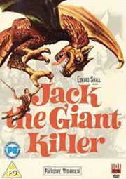 JACK THE GIANT KILLER – JACK O MATADOR DE GIGANTES – 1962
