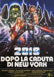 2019 DOPO LA CADUTA DI NEW YORK – 2019 AFTER THE FALL OF NEW YORK – 2019 APÓS A QUEDA DE NOVA IORQUE – 1983