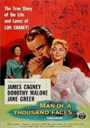 MAN OF A THOUSAND FACES – O HOMEM DAS MIL CARAS – 1957