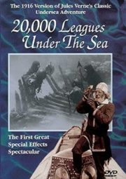 20.000 LEAGUES UNDER THE SEA – 20.000 LÉGUAS SUBMARINAS – 1916