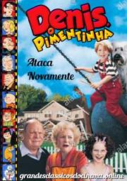 DENNIS THE MENACE STRIKES AGAIN – DENIS O PIMENTINHA ATACA NOVAMENTE – 1998