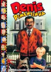 DENNIS THE MENACE – DENIS O PIMENTINHA – 1993